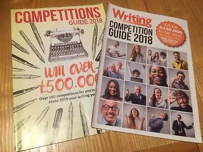 A Selection Of Writing Magazines Of Various Dates