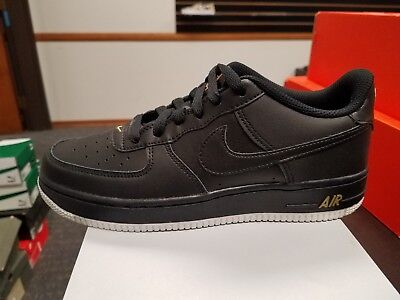 save off 647f7 8cdab Brand New in Box Nike Air Force 1 One Gs Big Kid WMN 596728-050
