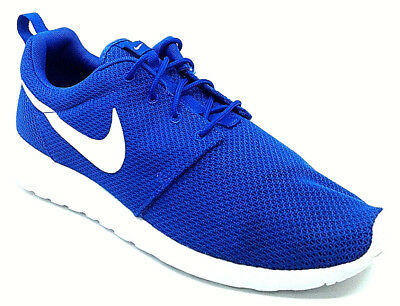 separation shoes c8e72 2fafe NIKE Roshe ONE Men s Sneakers Running Shoes 511881-416 Blue White