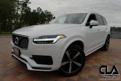 2016 Volvo XC90  Volvo XC90 T6 R-Design loaded with options CLA 281-651-2101