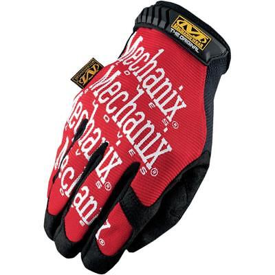 Mechanix Glove's Red (Size:8,12) MOTOCROSS CLEARANCE!!