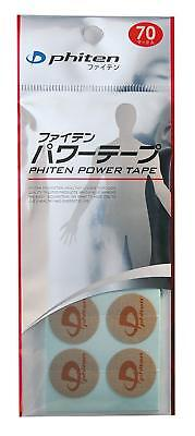 Phiten Japan Power Tape/patches 70 Marks Titanium Beauty&health Care F/s