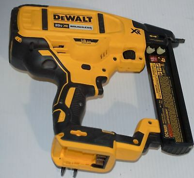 DEWALT DCN681 20V MAX XR Lithium-Ion Cordless 18-Ga Narrow Crown Stapler