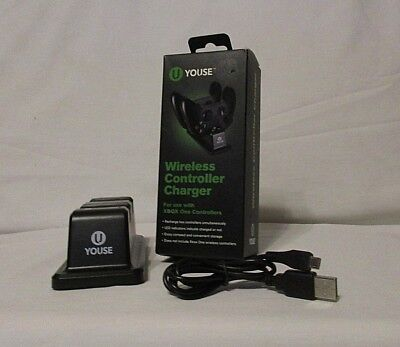 U-Youse XBOX One Wireless Controller Charger With Box