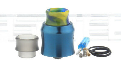 Recurve 24 Styled RDA Rebuildable Dripping Atomizer