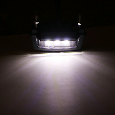 Newest Motorcycle License Plate LED Light Tail Rear Brake Stop Turn Signal Lamp
