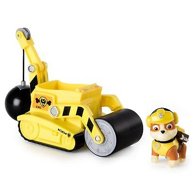 Paw Patrol Basic Vehicles - Rubble's Steam Roller