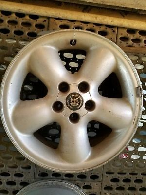 Wheel 16x7 Aluminum 5 Spoke Painted Fits 97 99 CATERA 487276
