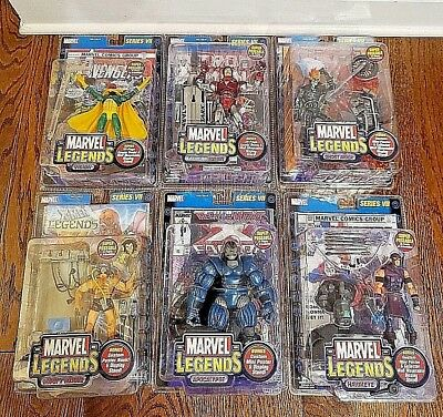 ToyBiz - Marvel Legends Series VII - Complete LOT - Never Opened