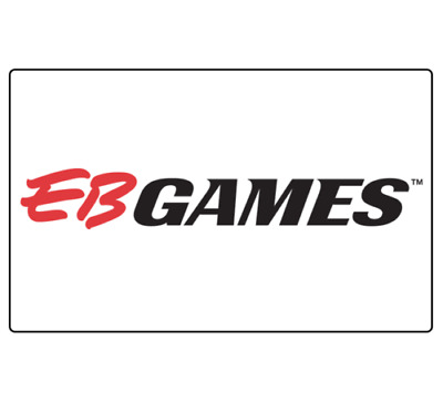 EB Games Gift Card $117 (No Expiry)