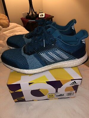 88b406be44f ADIDAS ULTRA BOOST ST Navy/Red Primeknit PK UB Yeezy NMD 350 700 ...