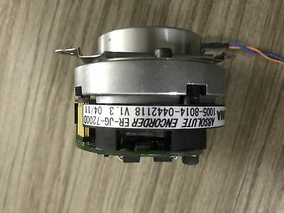 1 PC Used Okuma ER-JG-7200D ER-JG7200D Encoder In Good Condition