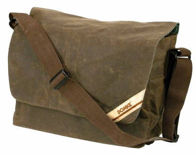 e8eb9c39b1 F-833 Large Photo Courier Bag - Brown Rugged Wear for Camera Cases NEW