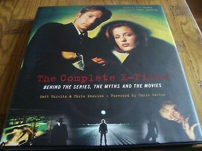 The Complete X Files Book