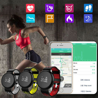 C90C Smart Bracelet Message Reminder Bluetooth Fitness Tracker Alarm Outdoor