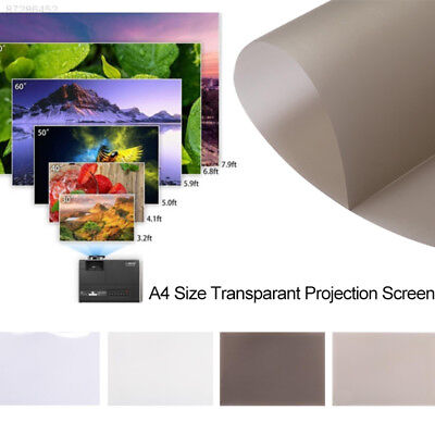 D176 Projection Curtain Outdoor Indoor Holographic Rear School Courtyards
