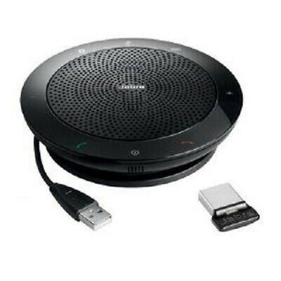 Bluetooth and USB Speakerphone for PC Smartphone or Tablet Jabra SPEAK 510+ UC