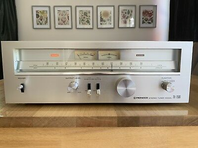 Vintage Pioneer Am/fm Stereo Tuner Tx-7500 *well Specced  Stunning Condition!