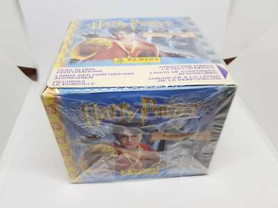 ***RARE full Box Panini Harry Potter and the Chamber of Secrets - Year: 2002