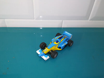 13.01.19.6 voiture miniature 3 inches Renault toys type R202 formule 1 F1