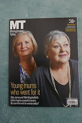 Management Today Magazine; March 2015, Working Mothers