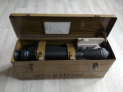 Russian night vision 1PN34 complete package and new battery