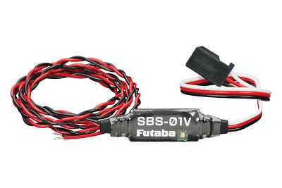 Futaba Voltage Sensor SBS-01v