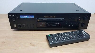 Sony MDS-JB940QS Black High-End Minidisc Deck *MinidiscLongplay*