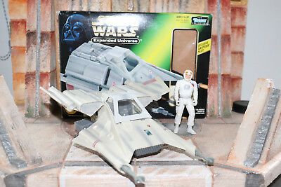 Airspeeder With Pilot Star Wars Power Of The Force 2 1997