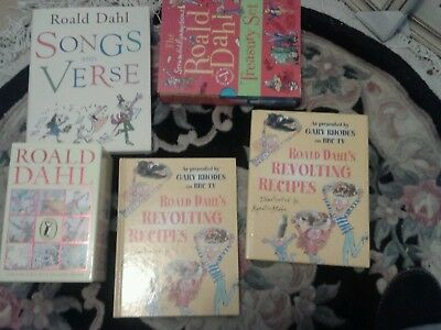 Roald Dahl job lot of books,13,all in very good condition.