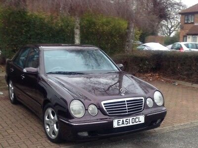 mercedes e class 220 cdi low milage