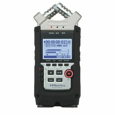 Zoom H4n Pro Handy Recorder With Cubase LE & Wavelab LE Music Production Soft...