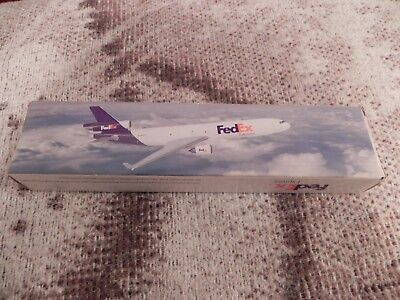 Fedex Express Model Airplane, Collectors Item Scale 1:200