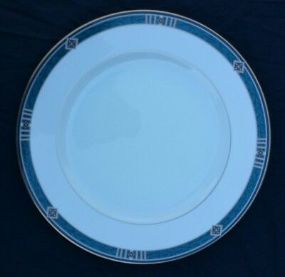 WEDGWOOD EMBASSY COLLECTION KENYON FINE CHINA RIMED  Dinner Plate