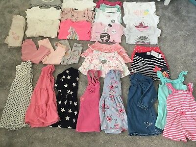 Baby Girls Bundle (18-24m) (29 ITEMS!!!) Next F&F George Primark
