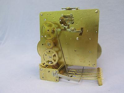 HERMLE 1050-020,Triple Chime Clock Movement, Two (2) Year Guarantee