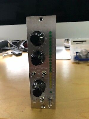 Lindell Audio 7X-500 Compressor 500 Series Lunchbox Module - 1176LN Style