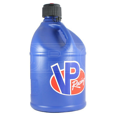 VP Racing Round 20L Fuel Churn / Container / Jerry Can - Blue