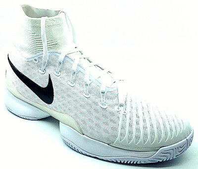 e829bfcdc8498 Nike Air Zoom Ultrafly HC QS Tennis Sneakers- 819692-120 Size 10.5 White/