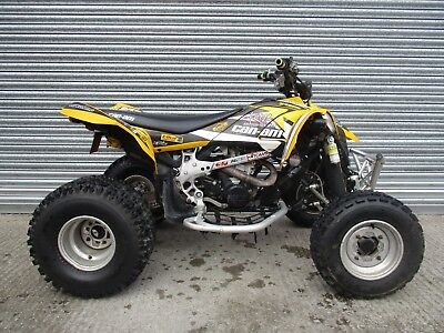 Can Am Ds 450 X (2010) Road Legal Race Quad Atv On / Off Road - Registered
