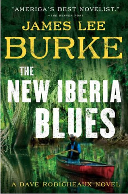 The New Iberia Blues: A Dave Robicheaux Novel  by James Lee  [EPUB +OudioBook°)