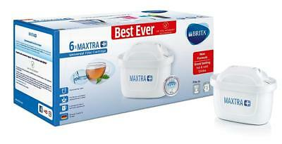 Brita Maxtra+ Water Filter Cartridges - 6 Pack ORIGINAL for use in UK