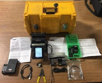 Fujikura FSM-70R Arc Fusion Splicer (Total Arc Count: 33) Unit Serviced