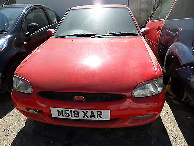 BREAKING FORD ESCORT MK6 5DR RADIANT RED 1.6 SI ZETEC SPARES side repeater