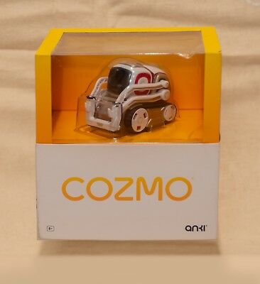 Cozmo game-playing real-life Robot Toy