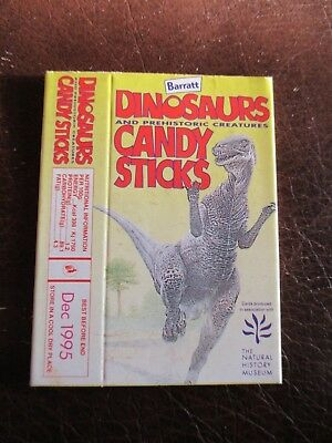 Barratt Dinosaurs Candy Stick Hull Only