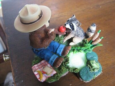 """Smokey the Bear Little Smokey & Pals Collection """"What's Mine is Yours"""" No. 0288A"""
