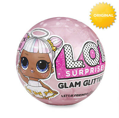 lol surprise doll Glam Glitter series big sister Ball l.o.l Series 2 Wave 1 REAL