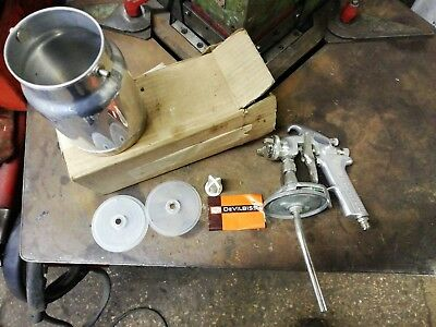 Devilbiss Jga 541 Paint Spray Gun, new but old.