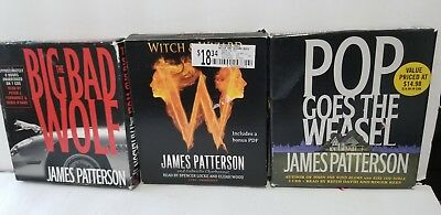 Audio book  CDs, Mixed Lot